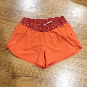 Lululemon Lined Tracker Shorts sz 12